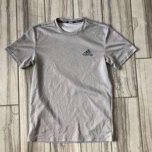 Adidas polyester shirt. EUC like new